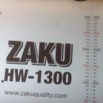 Hot Wire Cutting Machine Type HW-1300 XXL