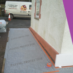 Paving Protector